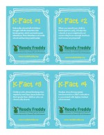 Ready Freddy Ribbit Cards (picture)